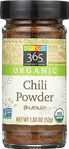 365 Everyday Value, Organic Chili Powder Blend, 1.83 oz