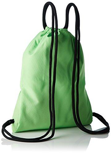Masterdis Basic Gym Sack verde neón