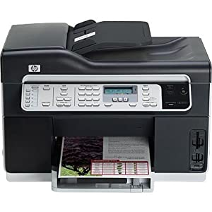 Officejet L7555 All-in-One Printer, Fax, Scanner, Copier (CB825A)