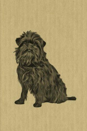 Affenpinscher: Dog Lovers:  Journal/Notebook, Diary (Volume 17)