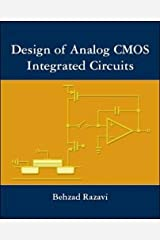 Design of Analog CMOS Integrated Hardcover