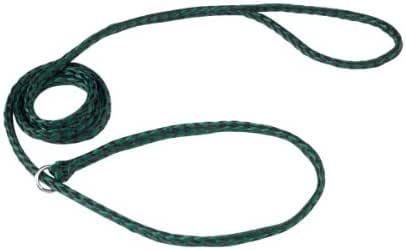 Downtown Pet Supply Kennel Slip Lead - Braided Polyethylene - Green