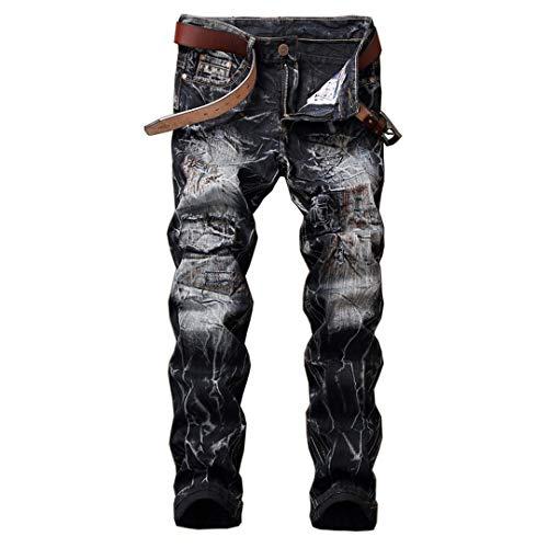 Male Biker Hombres Apenado Picture Joggers Hop As Patch Hip Vintage  Straight Ripped Moda Slim 2 Denim Jeans Trousers pnx1gU7q 605ba9cc1be