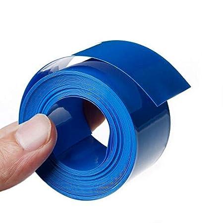 gaine de c/âble gaine /électrique en PVC thermor/étractable pour batterie Senise Tube thermor/étractable noir
