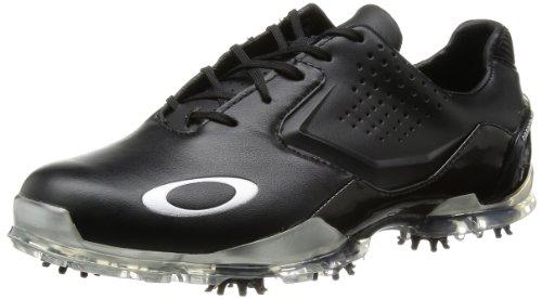 Oakley Men's Carbon Pro 2 Golf Shoe,Black,7 M - Golfers Oakley