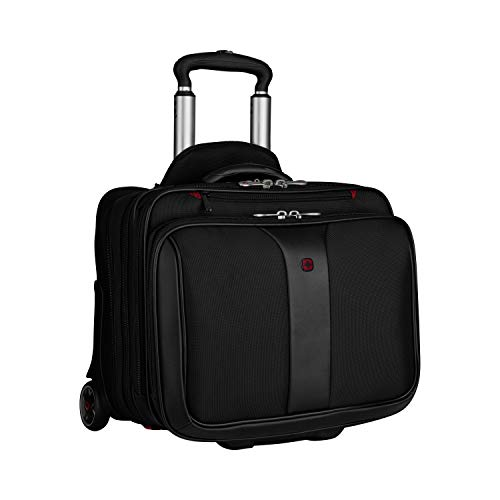 Wenger Patriot 2-Piece Business Wheeled Laptop Briefcase
