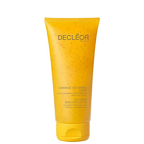 - Decleor Gommage 1000 Grains Body Exfoliator, 7.5 Ounce