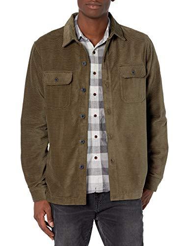 UNIONBAY Men's Scout Vintage Corduroy Shirt Jacket