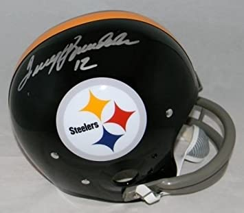 premium selection a4d2e be322 Amazon.com: Terry Bradshaw Signed Pittsburgh Steelers ...