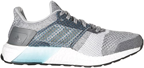 adidas Performance Womens Ultra Boost Street Running Shoe Grey/Silver 4MmpUtSqC
