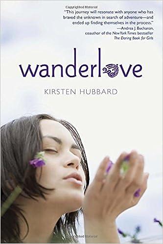 Image result for wanderlove kirsten hubbard