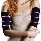TraveT Sexy Women Compression Short Sleeve Arm Slimmer Arm Massage Band