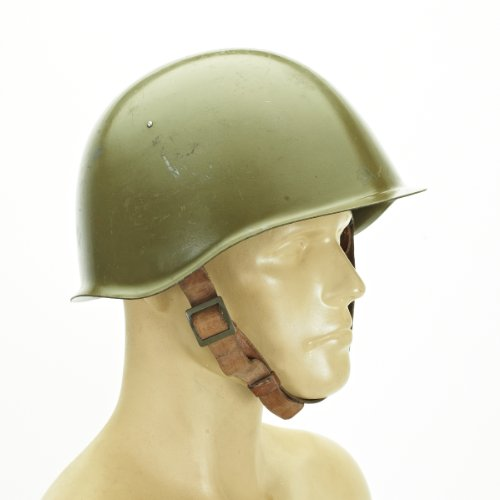 Original WWII Russian Soviet Army M40 type Steel Helmet