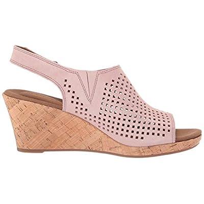 Rockport Women's Briah Perf Sling Wedge Sandal | Platforms & Wedges