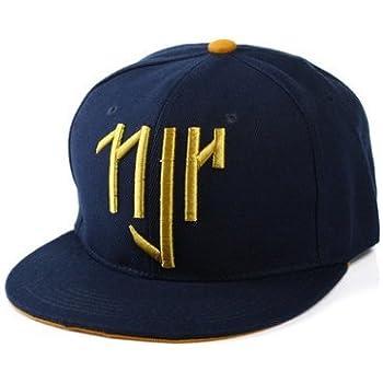 Neymar JR Snapback Cap Njr Hat Hip Hop Sports Brazil Baseball Gorras Planas(color 3)