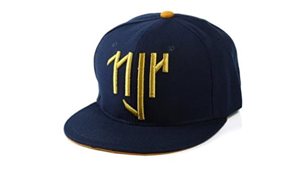 Amazon.com: Neymar JR Snapback Cap Njr Hat Hip Hop Sports Brazil Baseball Gorras Planas(color 3): Sports & Outdoors