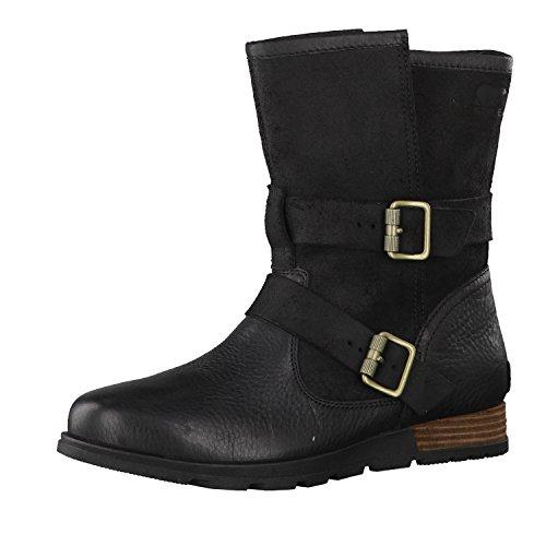 Ladies Moto Boots - 9