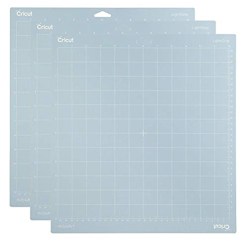 Cricut Light Grip Mat, 12″x12″, 1 Mat
