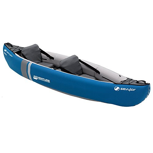 Sevylor Adventure Kayak, 2 Posti