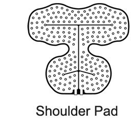 Cold Rush Shoulder Pad Small product image