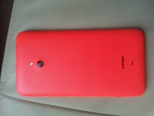 New Nokia Lumia 1320 GSM Unlocked LTE Windows 8 Cell Phone - Black (No Warranty)