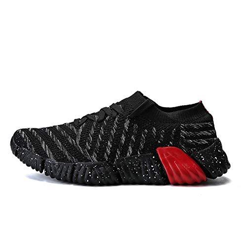Running Eu Athletic Sportive Left Uomo Walking Trainers amp;right Scarpe Sneakers Gym Black Ginnastica Da 44 39 Fitness qzwzXOE