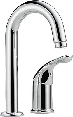 Delta 1903-DST Classic Single Handle Bar/Prep Faucet, Chrome