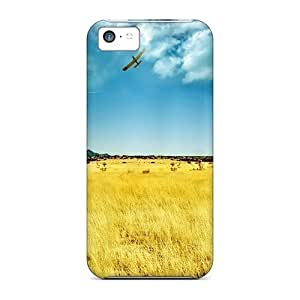 For Iphone 5c Premium Tpu Case Cover Sky Hd Protective Case