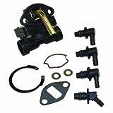 k321 fuel pump - Fuel Pump for Kohler K241, K301, K321, K341 Engines 47 559 11-S Gravely 38789