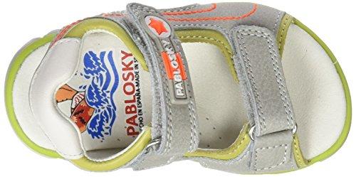 Pablosky 007256, Sandalias con Punta Abierta Para Niños Varios colores (1)