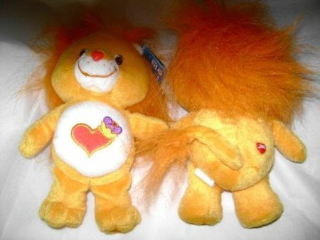 Lion 8' Plush (Care Bears Brave Heart Lion 8' Plush)