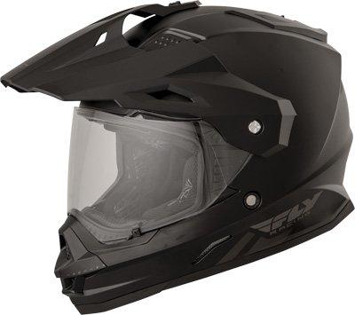 Fly Racing 73-7011L Trekker Helmet (Color Matte Black, Size (Fly Racing Mx)