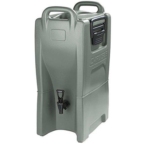 Carlisle IT50062 Cateraide IT Insulated Beverage Server / Dispenser, 5 Gallon, Olive