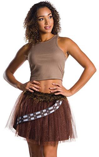 Rubie's Adult Star Wars Chewbacca Costume Tutu Skirt ()
