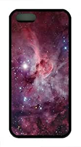 iPhone 5S Cases & Covers - The Great Carina Nebula 2 TPU Silicone iPhone 5S/5 Case Back Cover - Black