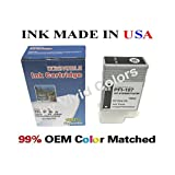 PFI-107 New compatible ink cartridge for Canon IPF670 680 770 780- Black by Vivid Colors