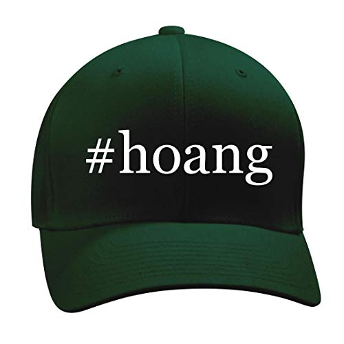 #Hoang - A Nice Hashtag Men's Adult Baseball Hat Cap, Forest, Large/X-Large