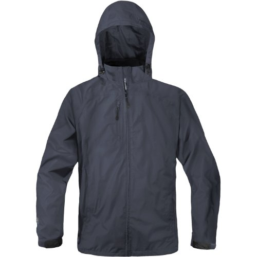 (Stormtech Ladies/Womens Stratus Light Shell Jacket (Waterproof & Breathable) (S) (Navy Blue))