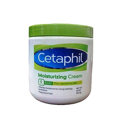 Cetaphil Moisturizing Cream Sensitive Fragrance