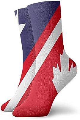 Ruin North American Alliance Calcetines Cortos de Bandera para ...
