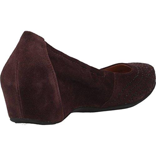 Stonefly Womens Ballerina Shoes, Colour Bordeaux, Brand, Model Womens Ballerina Shoes Michelle 4 Bordeaux Bordeaux