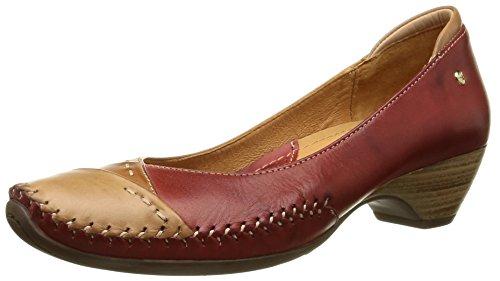 Tabarca Rouge court Chaussure de 818 femme Sandia pour Pikolinos dSTq0d