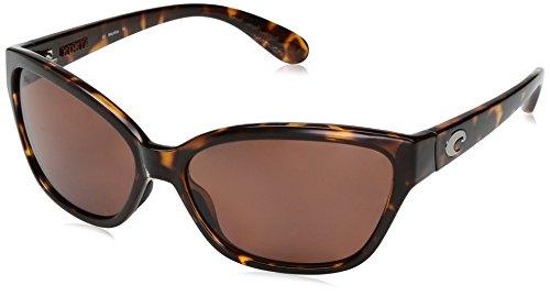 Costa Del Mar Starfish Sunglasses, Retro Tortoise, Copper 580P Lens by Costa Del Mar