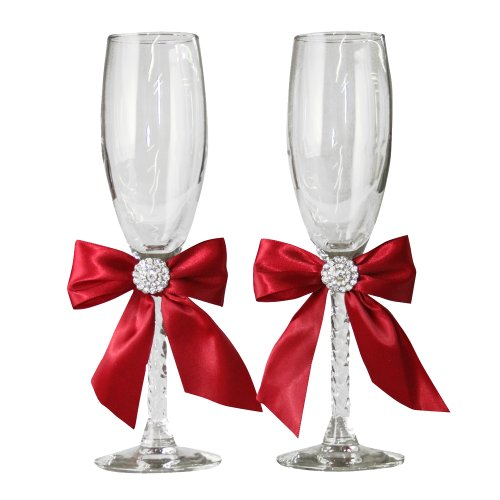Jamie Allure Collection Toasting Flutes