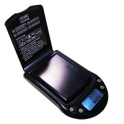 200 g/0,05g & 50 g/0,01 PT Báscula Digital de bolsillo para ...