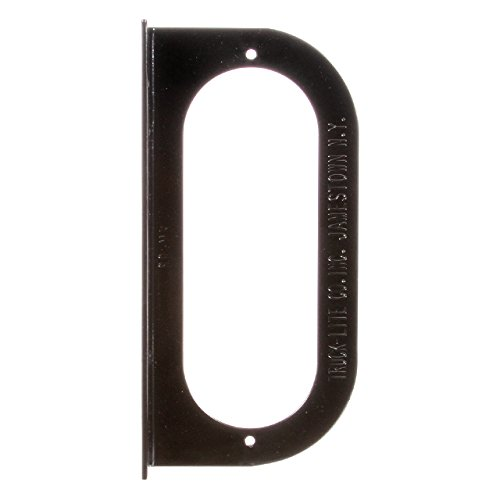 (Truck-Lite 60720 60 Series Mounting Bracket Steel with Flange To Suit)