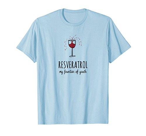 Resveratrol, My Fountain Of Youth Red Wine Drinking (Malbec Petite Sirah Wine)