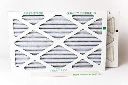 1RK006 Ultra-Sun Sun-Pure SP-20 SP-20C Trio-1000P Kit de Repuesto ...