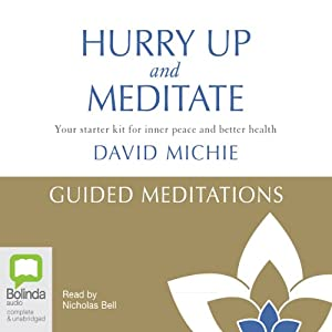 Hurry Up and Meditate: Guided Meditations Speech