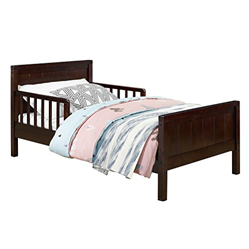 Dorel Asia WM3239E Toddler Bed, Espresso